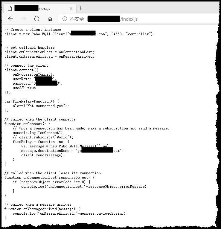 爆破js文件1